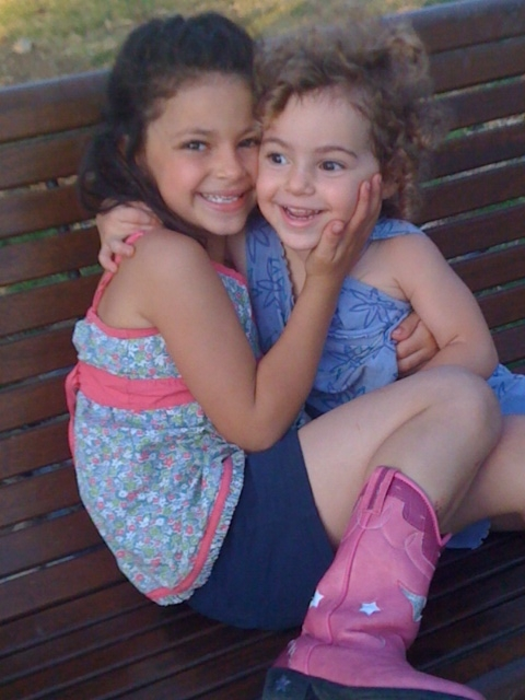 Tamar and Elah July 2011